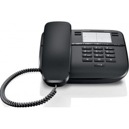 Telefon analogic Gigaset DA310 black