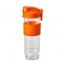 Recipient smoothie Concept SB3381, 570 ml, portocaliu