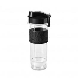 Recipient smoothie Concept SB3381, 570 ml, negru