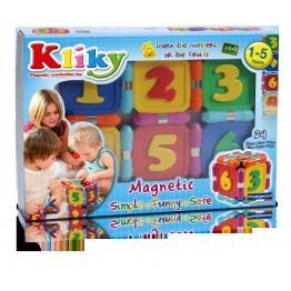 Set magnetic sa invatam numerele Kliky