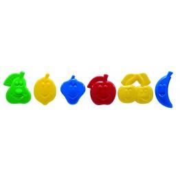 Set magnetic sa invatam fructele Kliky