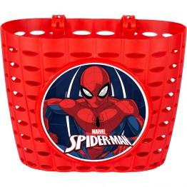 Cos bicicleta Spiderman Seven