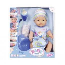 Bebelus baiat interactiv Baby Born Zapf