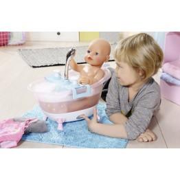 Set baita interactiv cu spuma Baby Born Zapf