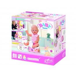 Olita interactiva Baby Born Zapf