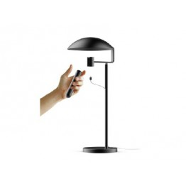 Lampa de birou FlashLight SET Allocacoc 10844GY, lumina calda, gri