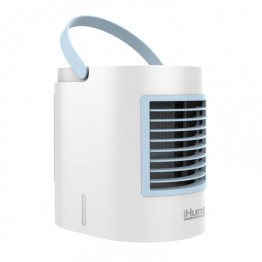 Aer conditionat portabil iHunt Arctic Air, USB, lumina ambientala