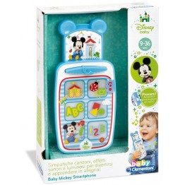 Smartphone Mickey Mouse Clementoni