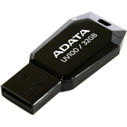 Stick memorie USB AData UV100 32 GB USB 2.0 Negru