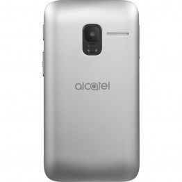 Telefon mobil Alcatel 2008G , Single Sim , Negru argintiu