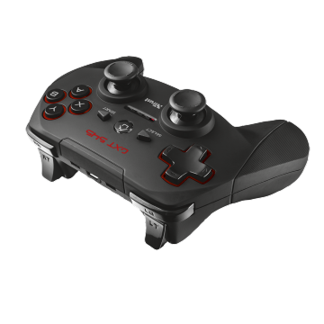 Gamepad wireless Trust GXT 545 , PC si PlayStation 3 , Negru
