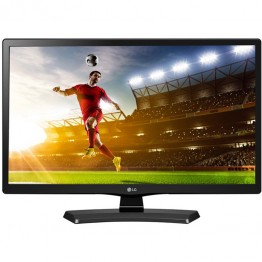 Televizor LED LG Monitor 20MT48DF , 19.5 Inch , HD , Negru