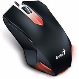 Mouse Genius X-G200 , Optic , 1000 DPI , Gaming , Negru