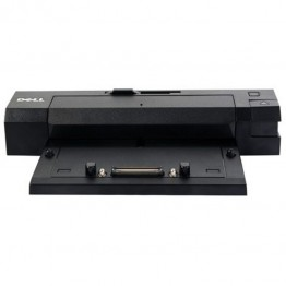 Docking station Dell Advanced E-Port II Port replicator Negru