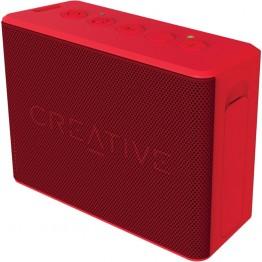 Boxa portabila Creative MUVO 2C , Bluetooth , putere RMS 5W , Rosu