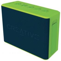 Boxa portabila Creative MUVO 2C , Bluetooth 4.2 , Verde