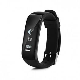 Smartwatch B2 , Monitorizare fitness , certificare IP68 , Negru