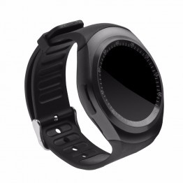 Smartwatch W3 , Sport , Pedometru , Negru