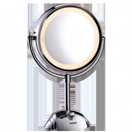 Oglinda BaByliss pentru cosmetica , putere marire x8 , Iluminare