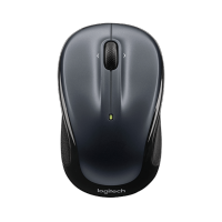 Mouse Logitech M325 , Fara fir , Optic , 1000 DPI , Negru