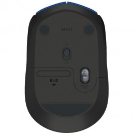 Mouse wireless Logitech M171 , Optic , 1000 DPI , Albastru