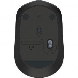 Mouse wireless Logitech M170 , Optic , 1000 DPI , Gri