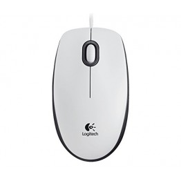 Mouse Logitech M100 , Optic , 1000 DPI , Alb