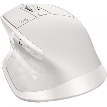 Mouse wireless Logitech MX Master 2S , Laser , 4000 DPI , Gri deschis