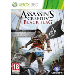Joc Assassin's Creed IV Black Flag Special Edition XBox 360