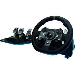 Gamepad volan cu pedale Logitech G920 pentru XBox One si PC