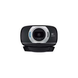 Camera web Logitech WebCam C615 FullHD Negru