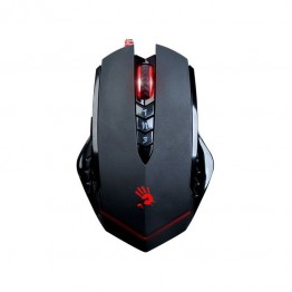 Mouse A4Tech Bloody V4M , Gaming , 3200 DPI , 8 Butoane , Negru