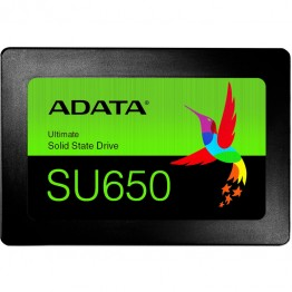 SSD AData Ultimate SU650, 480 GB, 2.5 Inch, SATA 3