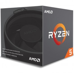 Procesor AMD Ryzen 5 1400 , 3.2 Ghz , Soclu AM4 , Summit Ridge
