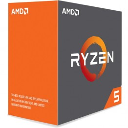 Procesor AMD Ryzen 5 , 3.6 Ghz , Soclu AM4 , Summit Ridge