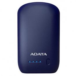 Baterie externa AData P10050 , 10050 mAh , 5V 2.4 A , Albastru