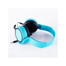 Casti audio Approx Urban stereo , 3.5 mm Jack , Albastru