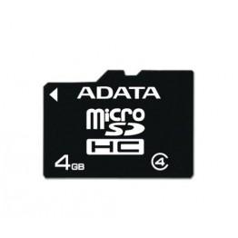 Card de memorie AData Micro SDHC 4 GB Clasa 4