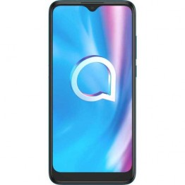 Smartphone Alcatel 1SE, Dual Sim, 6.22 Inch HD, 4 GB RAM, 64 GB Flash, Retea 4G, Triple Camera AI, Agate Green