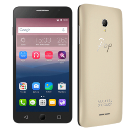 Smartphone Alcatel Pop Star Dual Sim 5 Inch Quad Core 8 GB