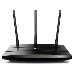 Router wireless TP-Link Archer C1200 . Dual Band , 802.11 a/b/g/n/ac , Negru