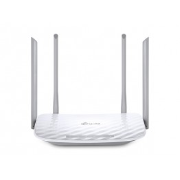 Router wireless TP-Link Archer C50 , AC1200 , Dual Band , 1200 Mbps , Alb