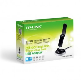 Adaptor wireless TP-Link Archer T9UH , USB 3.0 , Dual Band , 1900 Mbps , Negru