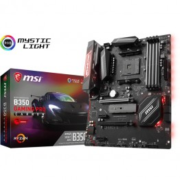 Placa de baza MSI B350 Gaming Pro Carbon , ATX , AMD B350 , AM4