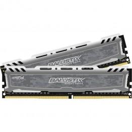Memorie RAM Crucial Ballistix Sport LT , 8 GB , DDR4 , 2400 Mhz , Kit 2 placute