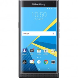 Smartphone BlackBerry Priv , 5.4 Inch AMOLED ,  Hexa Core . 3 GB RAM , 32 GB , Retea 4G , Android Lollipop , Negru