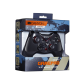 Gamepad wireless Canyon CND-GPW8 , 16 Butoane , PC , XBox One , PlayStation 3 , PC , Android , Negru