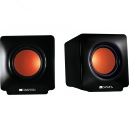 Boxe 2.0 Canyon CNE-CSP201 Classic Design Negru