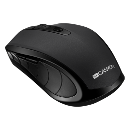 Mouse wireless Canyon 2 in 1, Optic, 1600 DPI, Negru