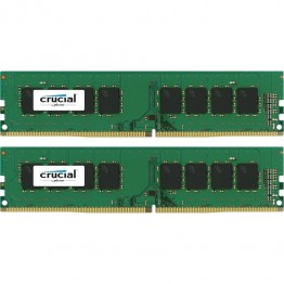 Memorie RAM Crucial , 8 GB (2x 4GB) , DDR4 , 2400 Mhz